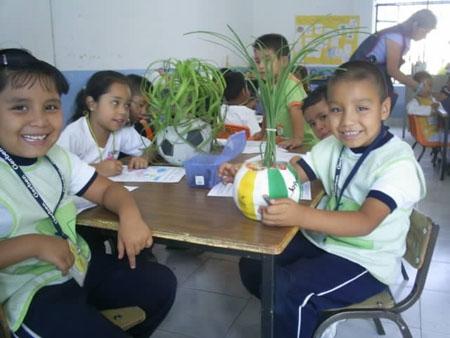 Mexico - Ecologia y Reciclaje de Sonora