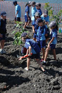 Clean Up the World Weekend: Papua New Guinea - The Ela Murray International School