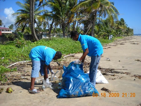 Trinidad and Tobago - Mayaro Environmental Wave